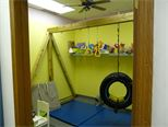 we also have occupational therapist specializing in pediatric therapy.